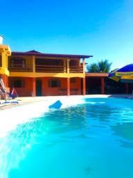 Casa de Praia Guarapari ES Temporada, piscina, Ar-condicionado, salão de Jogos, wifi