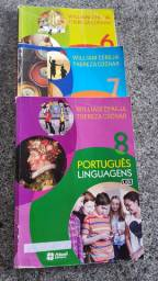 Livro didático Português linguagens