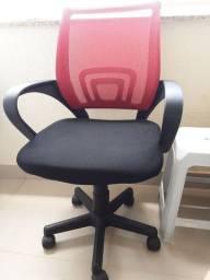 Conjunto de 2 Cadeiras escritório