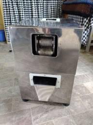 Máquina de caldo de cana - Inox - semi nova