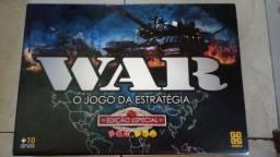 Jogo de Tabuleiro WAR - Original