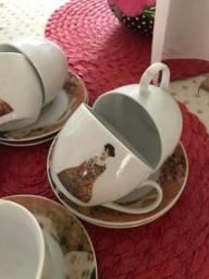 Título do anúncio: Vendo Xícaras de Porcelana