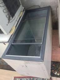 Freezer Horizontal para Sorvetes e Congelados