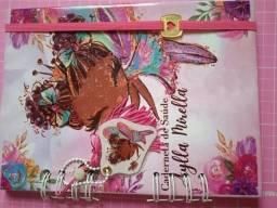 Título do anúncio: Caderneta personalizada