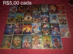 DVDs Disney - Raridades