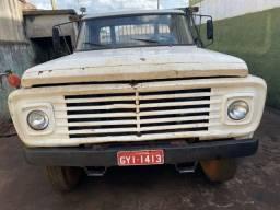Caminhão Ford 7000 ano 1977 Oportunidade