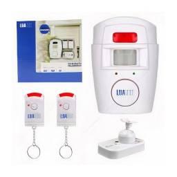 KIT Alarme sem Fio luatek com sensor LKA-1001