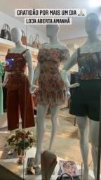 Título do anúncio: Loja de roupa
