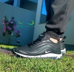 Tênis Nike Airmax 90 preto (PROMOÇÃO)
