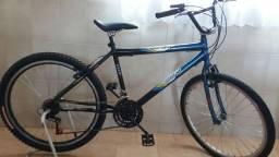 Bicicleta Caloi Mountain bike  aro 26, rodas Aero Vzan,  pneus MTB