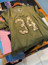Camisas nfl futebol americano