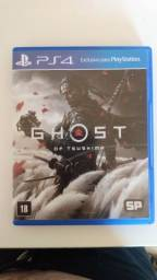Game Ghost of Tsushima PS4