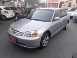 Honda civic 2001 completo 18.900