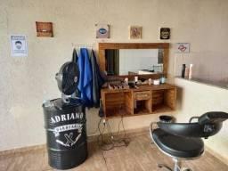 Móveis e utensílios de  barbearia