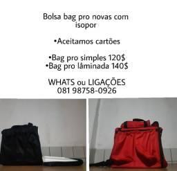 Bolsas bags para motoqueiros