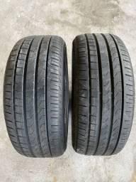 Vendo 2 pneu 225/45/17