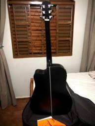 Violão elétrico giannini