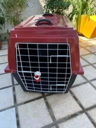Título do anúncio: Caixa de Transporte de Cachorro porte Médio ou Grande