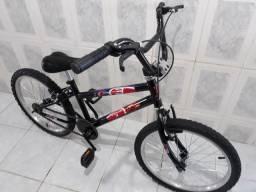 Bicicleta Homem-Aranha aro 20
