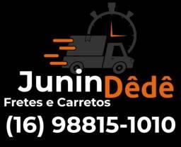 Carretos 24 horas e Fretes em Ribeirão e Região agende pelo Whatsapp