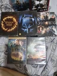 Conjunto Box Dvd's