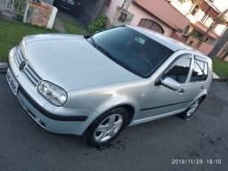 Vendo GOLF, Motor 1.6 SR, Ano 2000