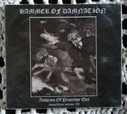 Cd Hammer Of Damnation novo