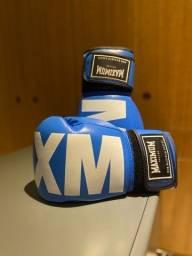 Título do anúncio: Luva de boxe e muaythai