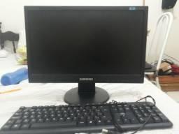 Monitor c/ teclado