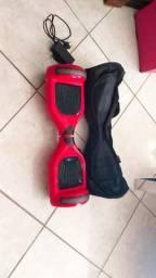 BARBADA - hoverboard vermelho samsung