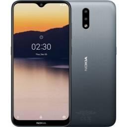 "Smartphone Nokia 3.2 TA-1274 Dual Sim LTE Tela 6.5"" 3GB/64GB Cinza"