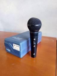 Microfone Le Son SM 58 BK