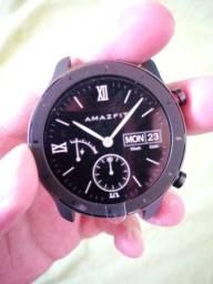 Smartwatch Amazfit Gtr 42mm A1910 + 5 Pulseiras