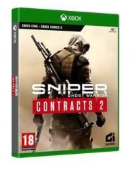 Sniper : Ghost Warrior Contracts 2 Xbox One Envio Imediato