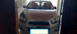 Título do anúncio: Chevrolet Sonic LTZ