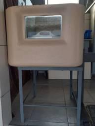 Aquario caixa d'água