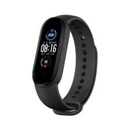 M5/m6 Pulseira Smartwatch Bluetooth 4.2 Monitor De Pressão