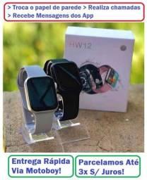 Título do anúncio: Smartwatch Digital e Troca Tela (IWO 13) Frete Grátis!