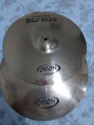 Pratos de chimbal Orion, solo/pro, Hi Hat 14' Top