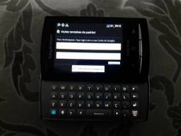 Celular Sony Ericsson Xperia Leia o anuncio