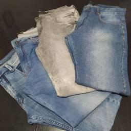 Calças Jeans Masculinas TAM 40/42