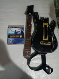 Guitar Hero Live + Guitarra PS3