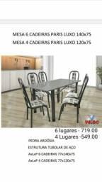 Mesa de jantar 6 lugares mesa de jantar 6 lugares