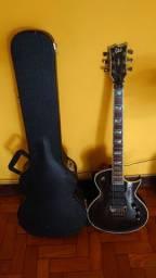 Guitarra LTD Deluxe EC-1000 Profissional