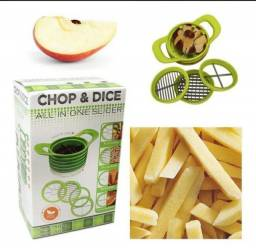Cortador de Frutas e Legumes- Chop & Dice