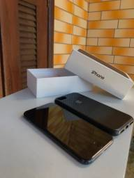 iPhone 7 + case de borracha (barbada)