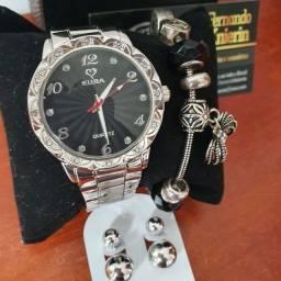 Relógio Feminino Promoção dia dos namorados