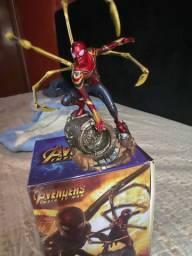Action spiderman novo caixa leia anúncio