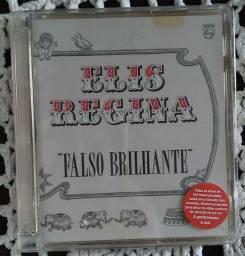 Cd Elis Regina Falso Brilhante edição especial