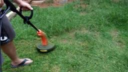 Limpeza de quintais